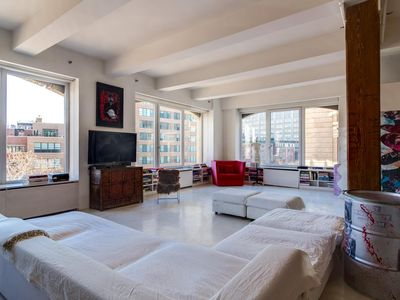 Photo for Hudson Square Loft II - luxury 3 bedrooms serviced apartment - Travel Keys
