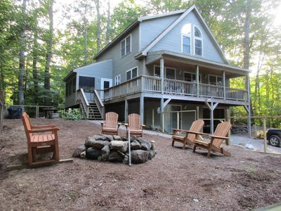 Photo for Dog Friendly House in Suissevale by Lake Winnipesauke