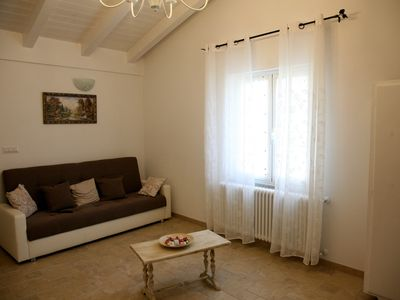 Photo for Fior d'olivo apartment for relaxing holidays between sea and hills