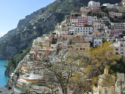 Photo for Positano Apartment, Sleeps 4 with Air Con and WiFi