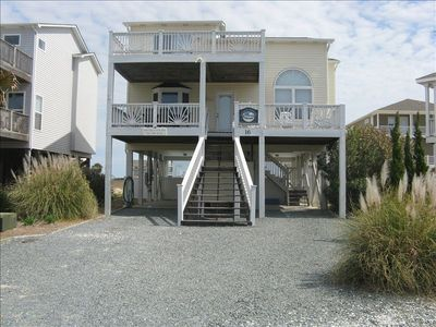 Photo for Family (Pet) Friendly Beach House with Pool