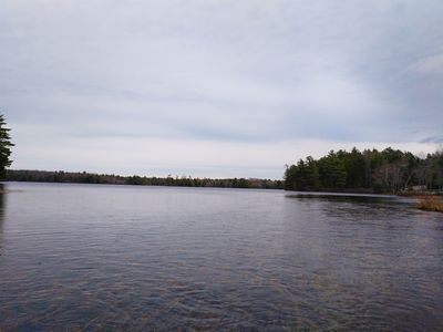 Photo for Peaceful, Picturesque, Relaxation at beautiful cottage on Somes Pond