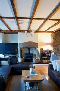 Photo for Comfortable and spacious period house close to North Cornwall Coast