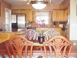 Wonderful Gourmet Kitchen w/ Stainless & Granite