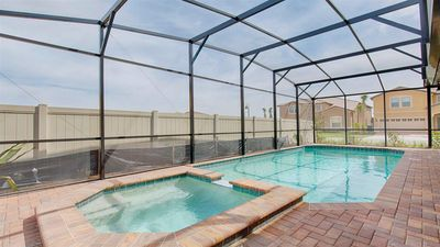 Photo for ⭐Special Deal⭐Cozy Home w/ Hot Tub/ 10 min to Disney!