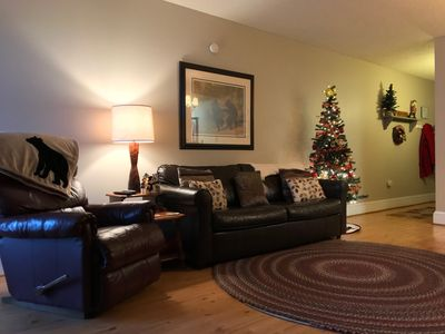 Photo for Gatlinburg Chateau Two bedroom Condo in the downtown Gatlinburg (Unit 210)