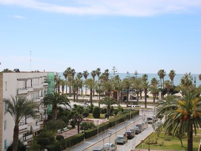 Photo for Sea View - Fantastic apartment in the center of Salou, 50 m Playa