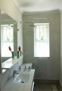 Photo for magnificent views of the waterfront & the  stadium, & Robben island. Boho chic