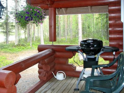 Photo for Vacation home Komulainen (FIJ150) in Tuusniemi - 5 persons, 1 bedrooms