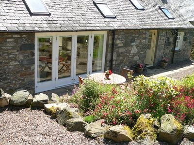 Photo for Secluded Cottage In Highland Perthshire Designed Exclusively For Couples