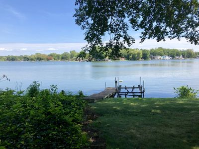 Photo for Lake Front Cottage on Spring Lake