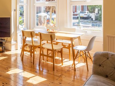 Photo for Gorgeous sunny garden flat in Hove