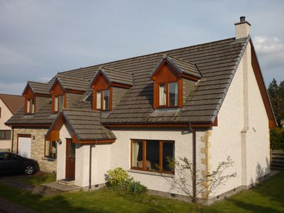 Photo for Superb Holiday House in the Scottish Highlands
