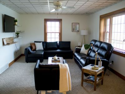 Photo for Beautiful & spacious 2BR in Berlin OH - right in Amish Country (Sleeps 6)