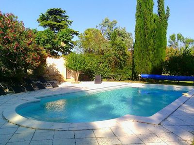 Photo for Cottage with pool in Ardèche