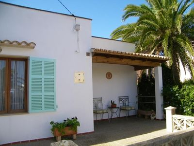 Photo for Cosy village house in Spanish style, peaceful location