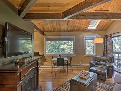 Photo for NEW! Airy Resort Condo <3 Miles to Whitefish Mtn!