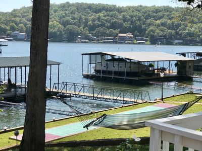 Photo for Vacation Paradise in Lovely Lake of the Ozarks