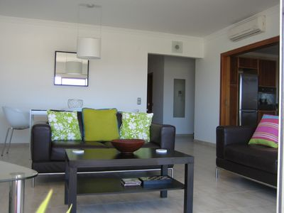 Photo for Modern 2 bed Apartment in Lagos Close To Marina & Town, Algarve