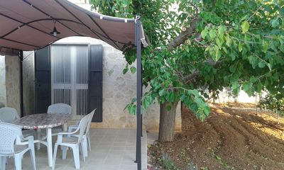 Photo for villa in the countryside 500 meters from the sea, with garden and private parking.
