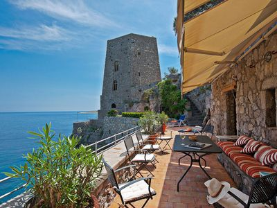 Photo for Positano Villa, Sleeps 13 with Air Con
