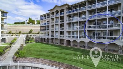 Photo for The One & Only! 4 Bed 4 Bath Lands End Condo Package: Pool, H20Park, Wi-Fi, Dock