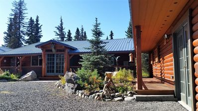 Photo for JBs Alaska Getaway by Kenai River, Cook Inlet Sleeps 10, multi family