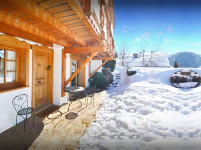 Photo for Concierge will make life easy at this cosy chalet apartment - OVO Network
