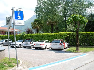 Photo for Apartment Il Parco in Lugano - 2 persons, 1 bedrooms