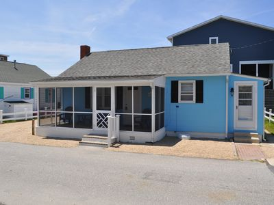 Photo for Beach Cottage Getaway In Dewey Beach - Steps From Bay, 2 Blocks From Ocean!