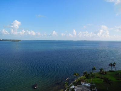 Photo for top floor waterfront condo with great open views
