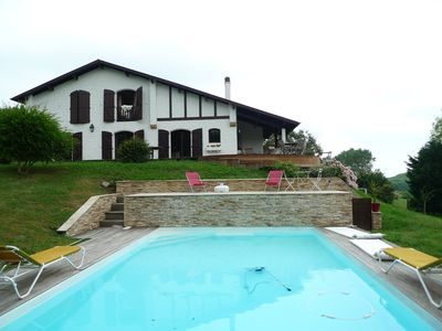 Photo for House in Saint-Jean-de-Luz with view of the ocean