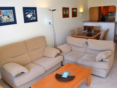 Photo for Located in the center of Carvoeiro only 250 meters from the beach.