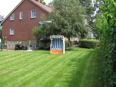 Photo for Hohwacht, top location, holiday home with private terrace, WiFi, near the beach