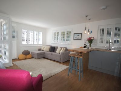 Photo for Jack's Stay, Salcombe,  S.Devon - Stylish apartment in peaceful private location