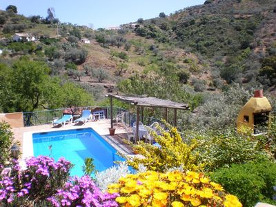 Photo for Andalusian Farmhouse accommodation, WIFI, Private swimming pool,  bbq, parking