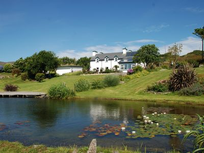 Photo for beautiful holiday resort at the south-west coast of Ireland, with swimming-pond,