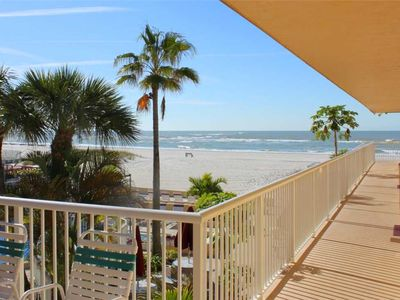 Photo for Poolside 2nd Floor Large Updated Unit - Across the Street From John's Pass Village - Free Wifi