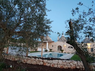 Photo for Trulli Gianpaolo Amazing Luxury Villa