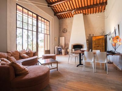 Photo for Furnished for tourism in provencal villa