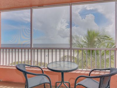 Photo for Gulf Front One Bedroom on Fort Myers Beach/ Estero Island- Unit 303