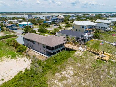 Photo for Sea Strapped: 3 BR / 2 BA unique oceanfront house in Topsail Beach, Sleeps 8
