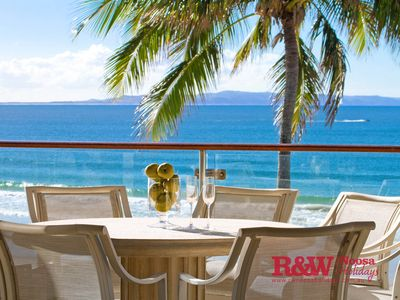 Photo for Complete Luxury. Superb Three Bedroom / Bathroom. Perfect Position On The Beach.