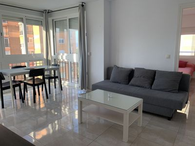 Photo for A697 - Nice apartment in urbanization with pool and parking