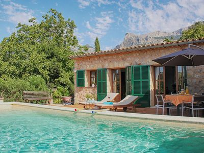 Photo for Cozy house with private pool - Villa Ana