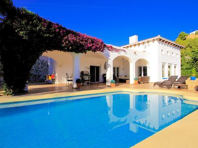 Photo for Villa El Toro - Recently reformed Spanish holiday home in Moraira