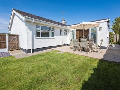 Photo for Spacious modern detached bungalow desirably located in a quiet residential area of the seaside villa