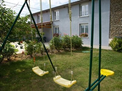 Photo for Gite Morvilliers, 4 bedrooms, 8 persons