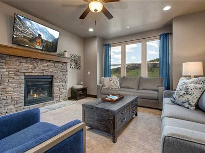 Photo for $100 off Cleaning! NEWLY FURNISHED! 8 Min from Downtown – Pool, BBQ and More!