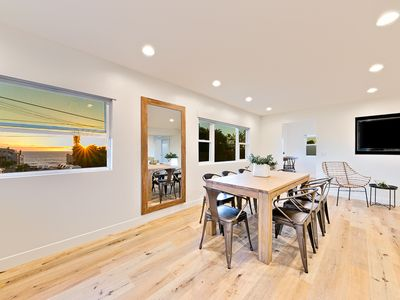 Photo for 25% OFF OCT - Beautiful Unobstructed Ocean View Home + Walk to Beach